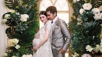 10 Maternity Photoshoot Selebritas yang Menarik Perhatian di 2018