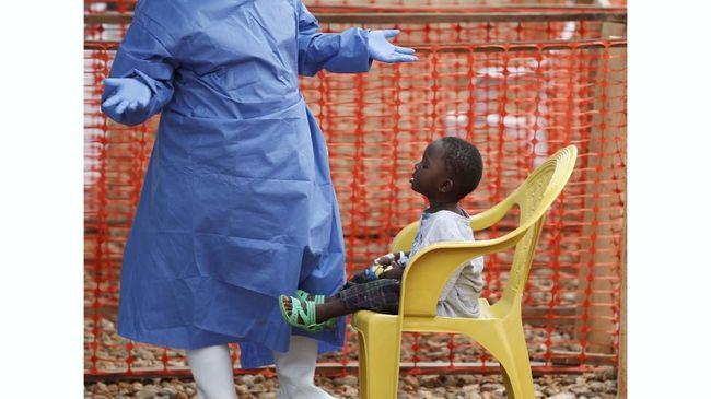 Epidemi campak di Republik Demokratik Kongo diperkirakan telah menelan 1.500 jiwa.
