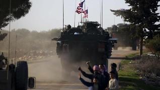 AS Akan Tarik 2 Ribu Personel Militer dari Irak Bulan Ini