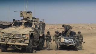NATO Peringatkan Trump Ancaman Tarik Pasukan dari Afghanistan