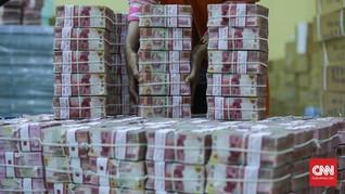 Jokowi Geregatan Anggaran Corona Baru Terpakai 20 Persen