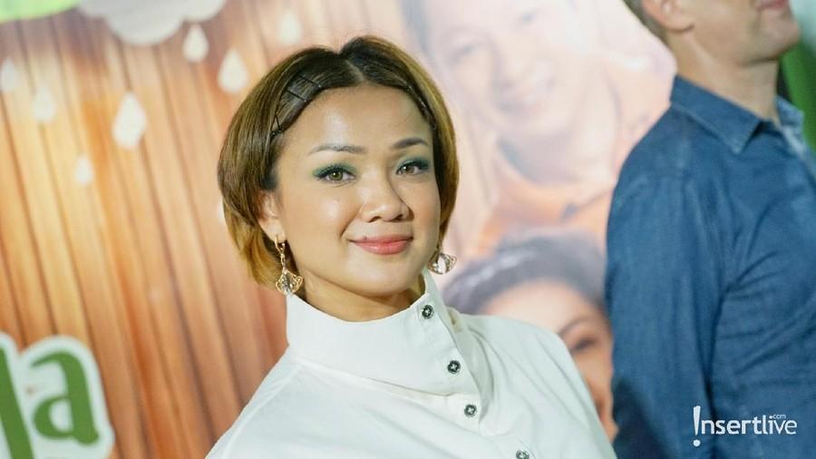 Cerita Nirina Zubir Main Film Bareng Anak di Keluarga Cemara