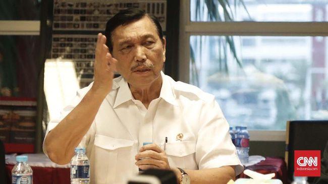 Menteri Koordinator Kemaritiman Luhut Pandjaitan mengaku memiliki lahan di Kalimantan Timur lewat kepemilikan 10 persen saham di PT Toba Bara Sejahtra Tbk.