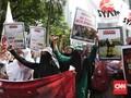 Protes Persekusi Uighur, Alumni 212 Desak Dubes China Diusir