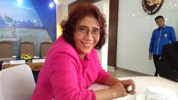 Asyik! Susi Pudjiastuti Mau Ajak Ibu-ibu Pengrajin Tikar Piknik