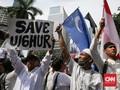 Angka Kelahiran Warga Uighur Turun, China Dituduh Genosida