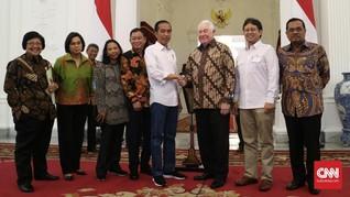 Jokowi Sebutkan Tiga Bukti Dirinya Bukan Antek Asing