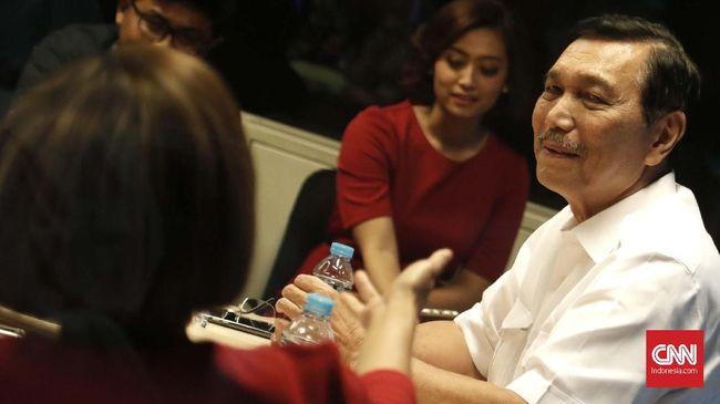 Menko Kemaritiman Luhut Panjaitan memastikan komunikasi antara pihak Jokowi dan Prabowo jalan terus, sehingga diharapkan pertemuan keduanya tidak mandek.