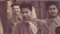 Di momen Hari Ibu, Prabowo Subianto sedikit throwback dengan mengunggah foto jadul sang ibu. (FOto: Instagram/prabowo)