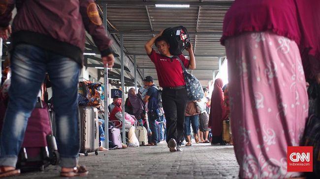 PT KAI DAOPS II Bandung menyatakan memasuki hari ketiga masa Posko Angkutan Lebaran 2019, jumlah penumpang sudah meningkat 27 persen dibanding 2018.