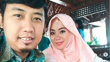 Bikin Terenyuh, Doa Ade Jigo untuk Istri yang Jadi Korban Tsunami