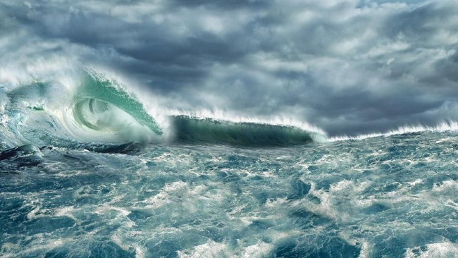 Peringatan Tsunami Selandia Baru Diturunkan