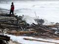 Pantai Barat Banten Tak Henti Diguyur Hujan Usai Tsunami