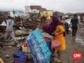 Terisolasi karena Tsunami, Kecamatan Sumur Bisa Ditembus
