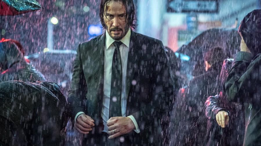 Bioskop TransTV Hari Ini, Aksi Keren Keanu Reeves dan Chadwick Boseman