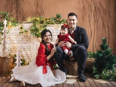 7 Momen Suka Cita Keluarga Artis Rayakan Natal