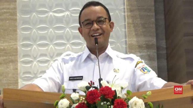 Gubernur DKI Jakarta Anies Baswedan menyebut pihak Pemprov sudah menyiapkan panggung hiburan di beberapa lokasi di antaranya Bundaran HI, dan Pintu Masuk Monas.