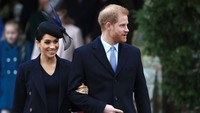 <p>Pangeran Harry dan Meghan Markle makin mesra ya, Bun. (Foto: Stephen Pond/Getty Images)</p>