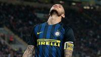 Moratti Pertanyakan Keputusan Inter Terkait Icardi