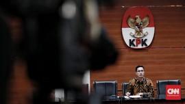 Soal Mandat, KPK Singgung Komitmen Anti-korupsi Jokowi