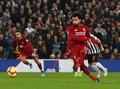 Mohamed Salah Terhindar dari Sanksi FA soal Diving