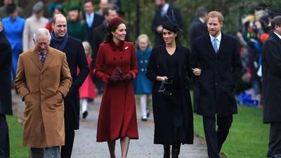 Nasihat Pangeran William untuk Ayah Baru, Pangeran Harry