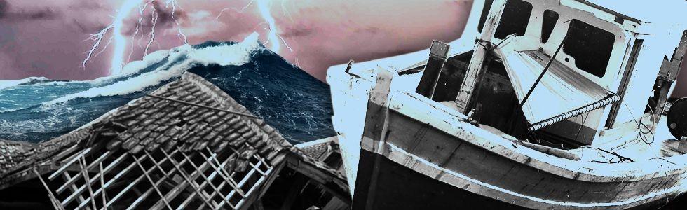 Selat Sunda Diterjang Tsunami