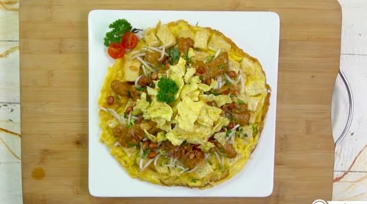 Tahu telur surabaya memang jadi masakan ciri khas dengan rasa yang merindukan.