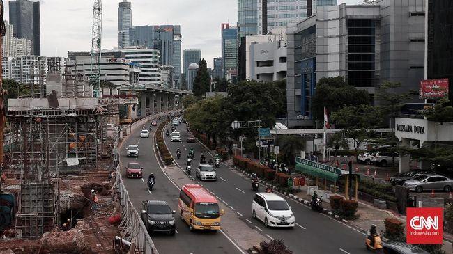 Kemenhub menuturkan asosiasi logistik membutuhkan kompensasi terkait wacana pemberlakuan kembali ganjil genap di Jakarta seharian.