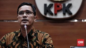 Kepala Biro Humas KPK Febri Diansyah mengirimkan surat pengunduran diri ke Sekretaris Jenderal KPK pada 18 September 2020.