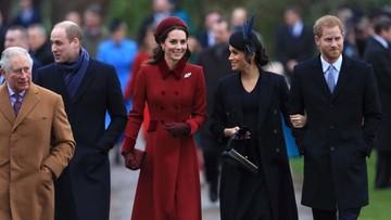 6 Potret Keluarga Kerajaan Inggris Rayakan Suka Cita Natal