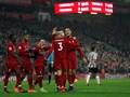 Liverpool 'Main' dengan 13 Orang Saat Hancurkan Newcastle