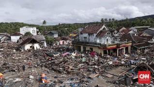 Kementerian ATR Tegur Pemda yang Kena Tsunami Selat Sunda
