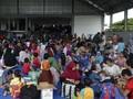 Warga Sebesi Korban Tsunami Tak Mau Kembali ke Kampung