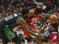 FOTO: James Harden Gemilang, Houston Rockets Menang