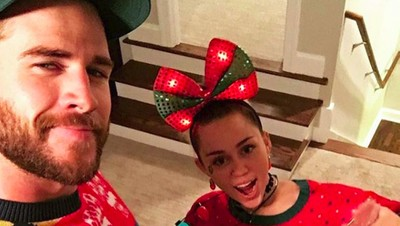 Throwback Miley Cyrus & Liam Hemsworth Semasa Pacaran
