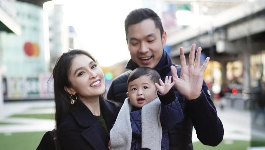 Cerita Haru Kelahiran Kedua Sandra Dewi