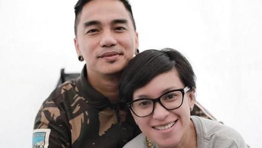 Kocaknya Ucapan Enda 'Ungu' untuk Istri Saat Ultah Pernikahan