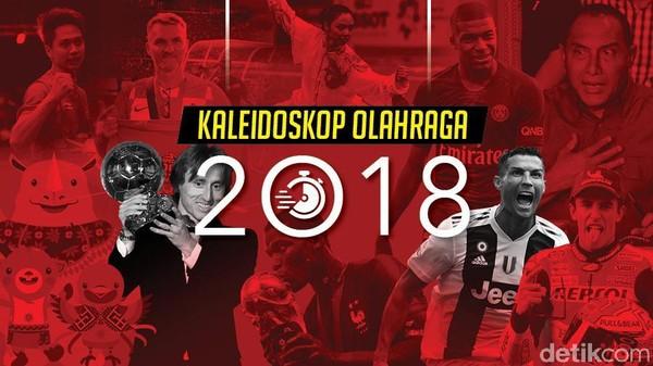 Kaleidoskop Olahraga 2018