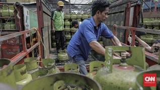 Oplos Tabung Gas 3 Kg, Empat Orang Dibekuk di Langkat