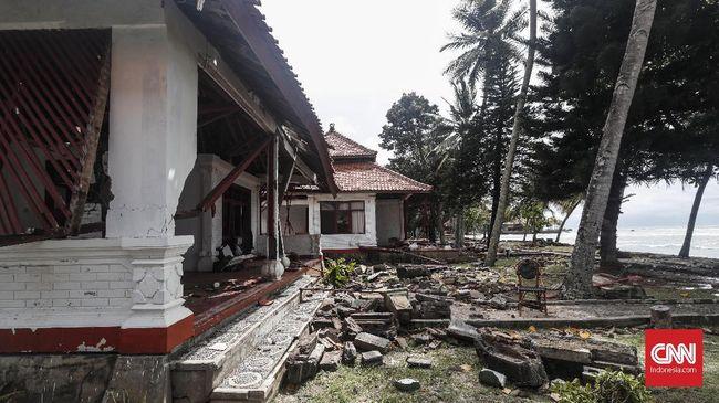 Dari korban tewas yang terdata, BNPB menyebut jumlah korban didominasi dari daerah terdampak Pandeglang.