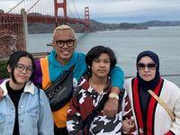 Makin Sulit Diatur, Anak Uya Kuya Bikin Vlog Prank