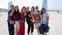 <p>Liburan kali ini, Ruben Onsu dan Sarwendah memboyong keluarganya untuk traveling ke Dubai. Dokumentasi: @ hutanijaya (Foto: Instagram @ sarwendah29)</p>