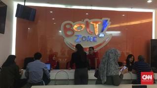 Kominfo: 4.000 Pelanggan Bolt Telah Lakukan 'Refund'