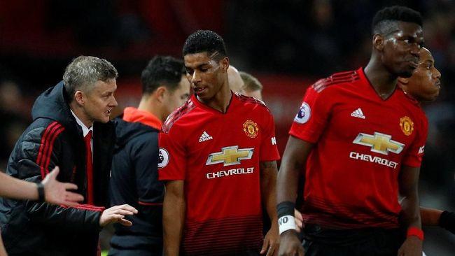 Manajer Manchester United Ole Gunnar Solskjaer menyebut Marcus Rashford memiliki potensi menjadi pemain besar seperti Cristiano Ronaldo dan Wayne Rooney