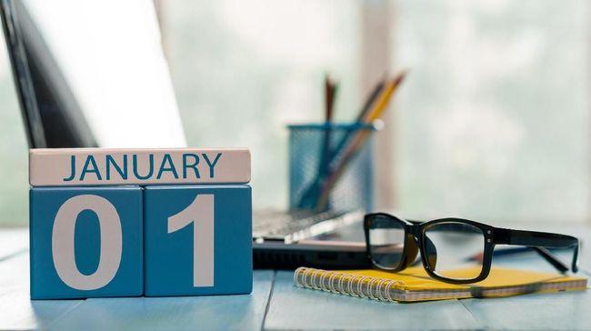 Tanggal 31 Desember banyak dinanti orang untuk merayakan pergantian tahun di 1 Januari. Namun sejak kapan di 1 Januari ditetapkan sebagai tahun baru?