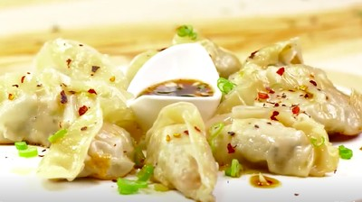 Resep Gyoza Ayam dan Jamur, Camilan Enak ala Jepang