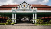 The Kraton Ngayogyakarta Hadiningrat Indonesia