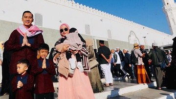 Liburan Tahun Baru Penuh Makna Keluarga Ibas Yudhoyono