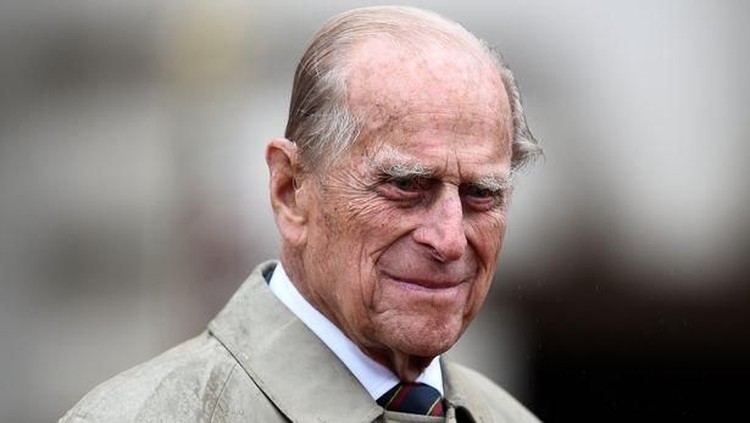 Berulang tahun ke-98, Pangeran Philip mendapat ucapan manis dari keluarganya, terutama keluarga kedua cucunya, Bun.